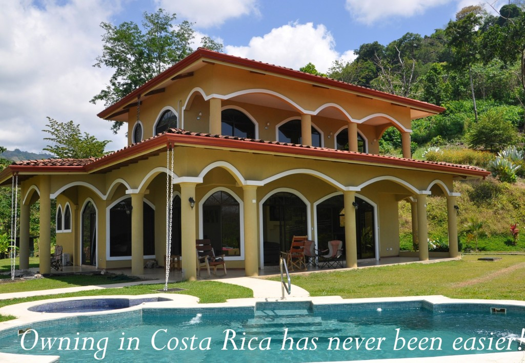 Costa Rica Financing easy