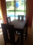 costa rica villa timeshare table