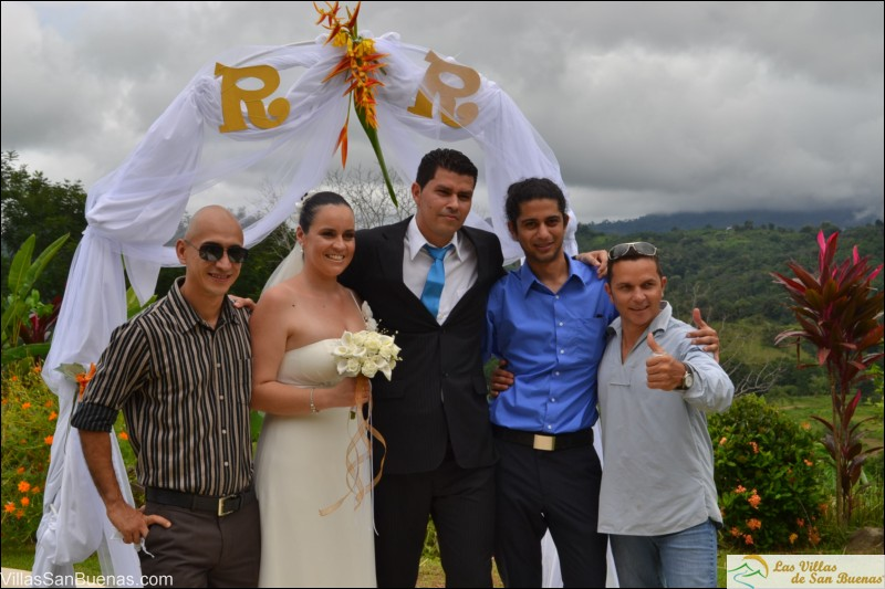 costa rica weddings family