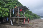 dominical lifeguard stand