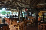 Inside view marino ballena bar restaurant