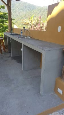 costa rica rancho sink counters