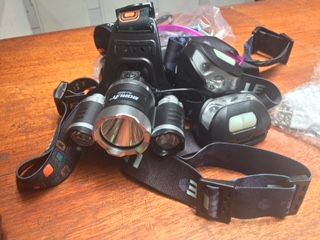 reserva playa tortuga donation headlamps